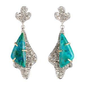 ALEXIS BITTAR • Roxbury Crystal Encrusted Earrings